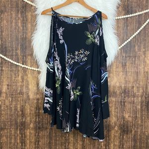 Free People | Clear Skies Cold Shoulder Tunic